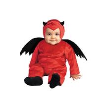 Disfraz De Diablo, Diablito Para Bebes, Envio Gratis