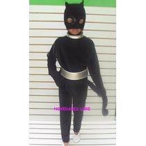 Disfraz Gatubela Batichica Batman Catrina Vampira Bruja Loba
