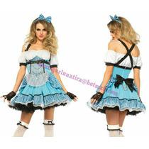 Disfraz Alicia País De Las Maravillas Leg Avenue Halloween