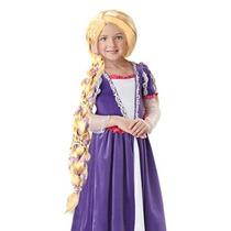 Rapunzel Peluca De California Costume Collection Niño