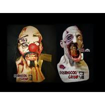 Máscaras Para Niño Halloween Día De Muertos