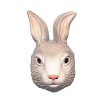 Vestuario Co Animal Mask-bunny Costume Rubie