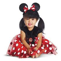 Disfrazar Mi Primera Red Disney Minnie Vestuario