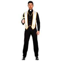 Disfraz Padre Halloween Hombre