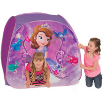 Casa Casita Tienda De Campana Princesita Sofia Disney Primer