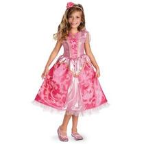 Disfraz De Princesa Aurora Para Niñas, Envio Gratis