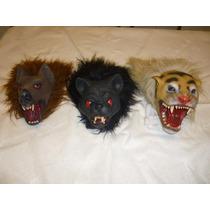 Máscaras Halloween - Marionetas De Mano Con Hocico Movil