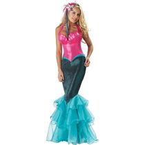 Disfraz De Sirena Para Dama