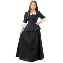 Disfraz Colonial, Historico Para Niñas, Envio Gratis