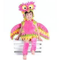 Disfraz De Buho, Tecolote Para Bebes Y Niñas, Envio Gratis