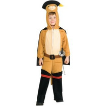 Disfraz De Gato Con Botas De Shrek Para Niños, Envio Gratis