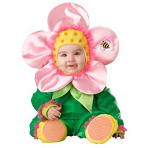 Disfraz De Flor Para Bebes, Envio Gratis