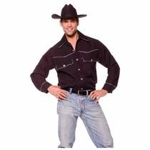 Camisa De Vaquero Unitalla Disfraz