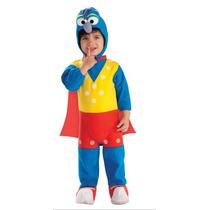 Disfraz De Gonzo Muppets Lujo Bebé Talla 1-2 Original Nuevo