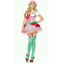 Disfraz Rosita Fresita Leg Avenue Halloween
