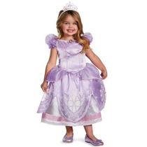 Disfraz Princesita Sofia Para Niñas, Princesa, Envio Gratis