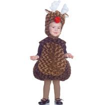 Disfraz De Reno, Navidad Para Bebes Y Niños, Envio Gratis