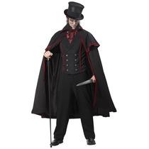 Disfraz Jack Destripador, Steampunk, Historico Para Adultos