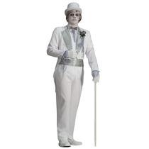 Disfraz De Fantasma Victoriano Para Adultos, Envio Gratis