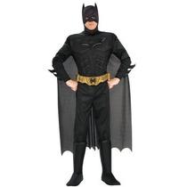 Disfraz De Batman Dark Knight, Caballero De La Noche Adultos