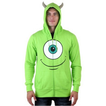 Chamarra De Mike De Monsters Inc Para Adultos, Envio Gratis