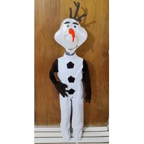 Disfraz Olaf Frozen Muñeco De Nieve Disfraces Pastorelas