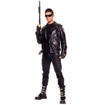 Disfraz De Terminator Para Adultos Envio Gratis