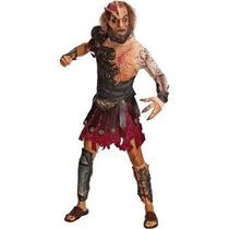 Disfraz De Calibos De Furia De Titanes Gladiador P/ Adultos