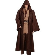 Disfraz Star Wars Revenge Of The Sith Obi Kenobi Wan Cosplay