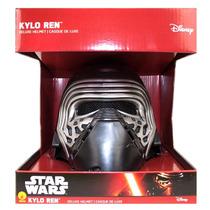 Star Wars Disney Kylo Ren Deluxe Casco Completo Rubies Nuevo