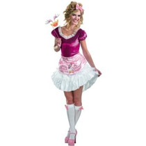 Disfraz Inc Femenina Daisy Duck Vestuario