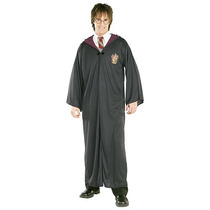 Harry Potter Robe Adultos De Disfraces De Halloween - One Si