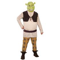 Shrek Para Hombre De Lujo Del Traje De Halloween