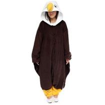 Disfraz De Aguila Calva Para Adultos, Envio Gratis