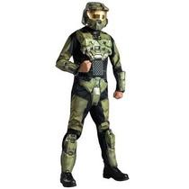 Disfraz Halo Master Chief Hombre Adulto Halloween