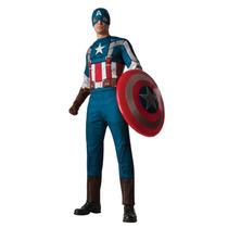 Disfraz Capitan America Adulto Edición Retro Avengers