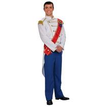 Disfraz Principe Azul Blanca Nieves Disney Adulto Hombre