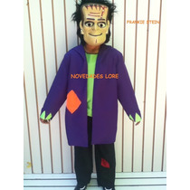 Disfraz Frankenstein Jack Jake Zombie Scream Freddy Momia