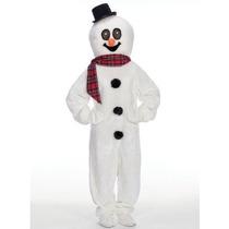 Disfraz De Mono De Nieve, Navidad, Para Adultos Envio Gratis
