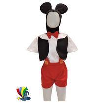 Disfraz Mickey Mouse Modelo Disney