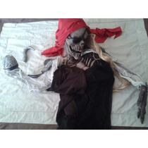 Fantasma De 2 Metros P/colgar Halloween Pirata De 2 Metros