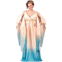 Disfraz Diosa Griega, Griego / Romano P/ Damas Envio Gratis