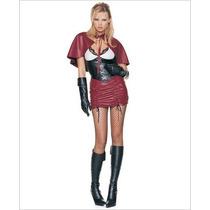 Leg Avenue Disfraz Gotico Con Capa 3 Piezas L3047 Sexy Hwo