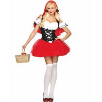 Disfraz Caperucita Roja Leg Avenue