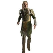 Disfraz De Legolas, Hobbit, Señor De Los Anillos P/ Adultos