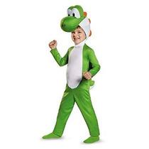 Yoshi Classic Costume Niño