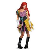 De La Mujer Disfraz Pesadilla Antes De Navidad De Sally Vest