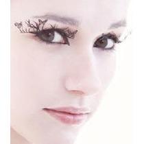 #15 Disfraces Delineador Sombra Maquillaje Fiesta Evento Maa