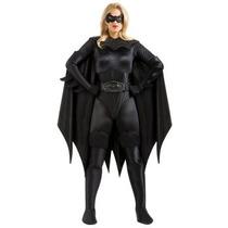 Disfraz De Batman, Batichica Para Damas, Envio Gratis