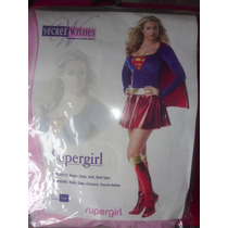 Disfraz Supergirl - Superchica